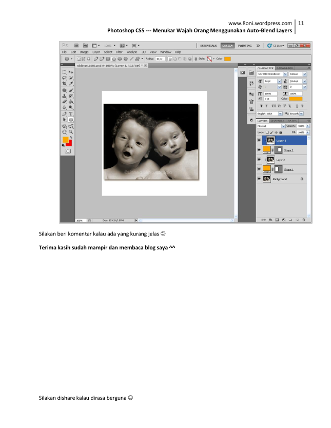 Photoshop CS511