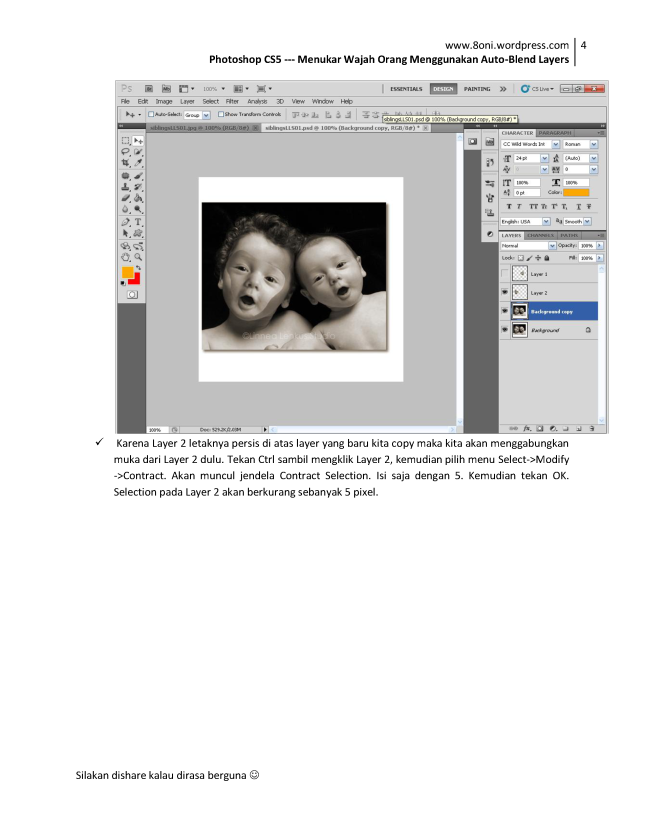 Photoshop CS54