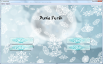 Kinetic Novel — Dunia Putih/White World