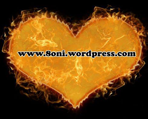 Hati Yang Terbakar