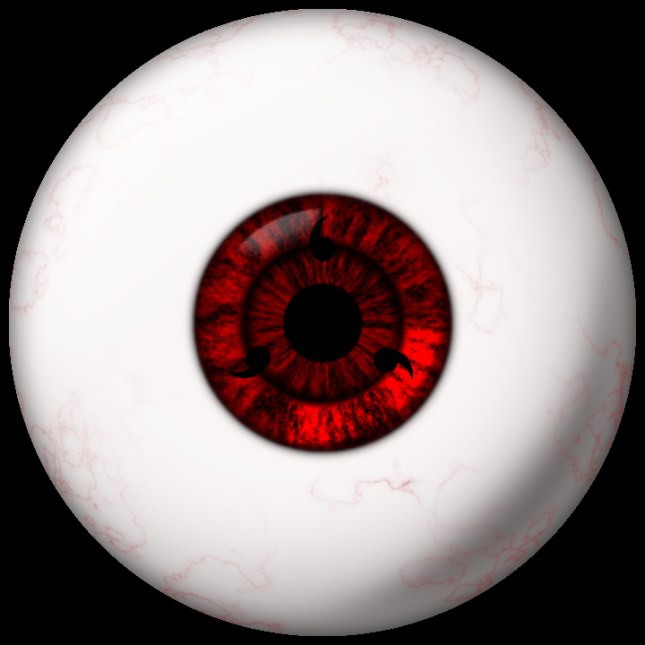 Sharingan Eyeballs